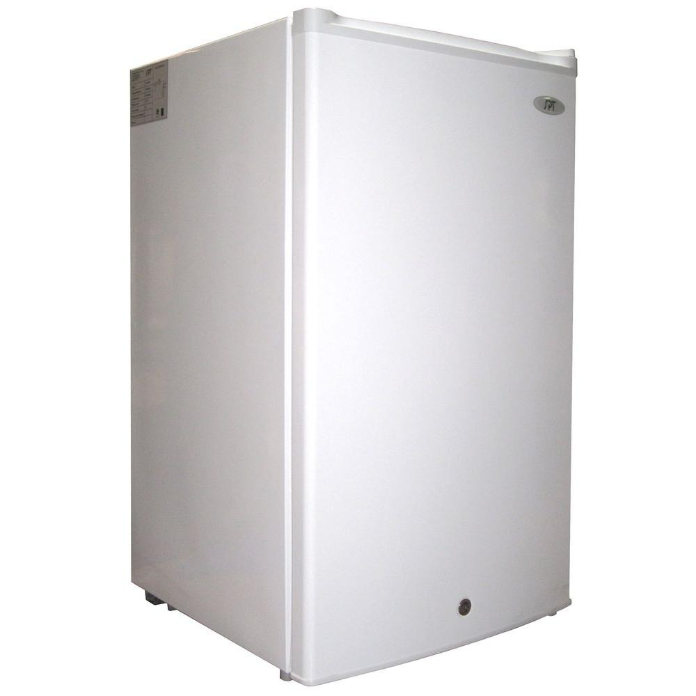 SPT 3.0 cu.ft. Upright Freezer with Energy Star - White - UF-304W - Wine Cooler City