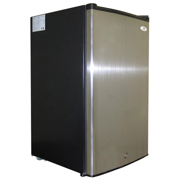 SPT - 3.0 cu.ft. Upright Freezer with Energy Star - Stainless Steel - UF-304SS