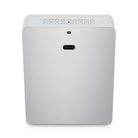 Whynter EcoPure HEPA System Air Purifier – AFR-425-SW (Silver)