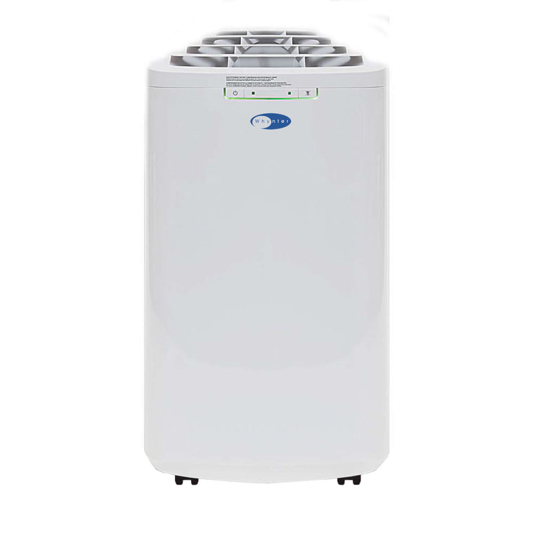 Whynter Eco-friendly 11000 BTU Dual Hose Portable Air Conditioner - ARC-110WD - Wine Cooler City