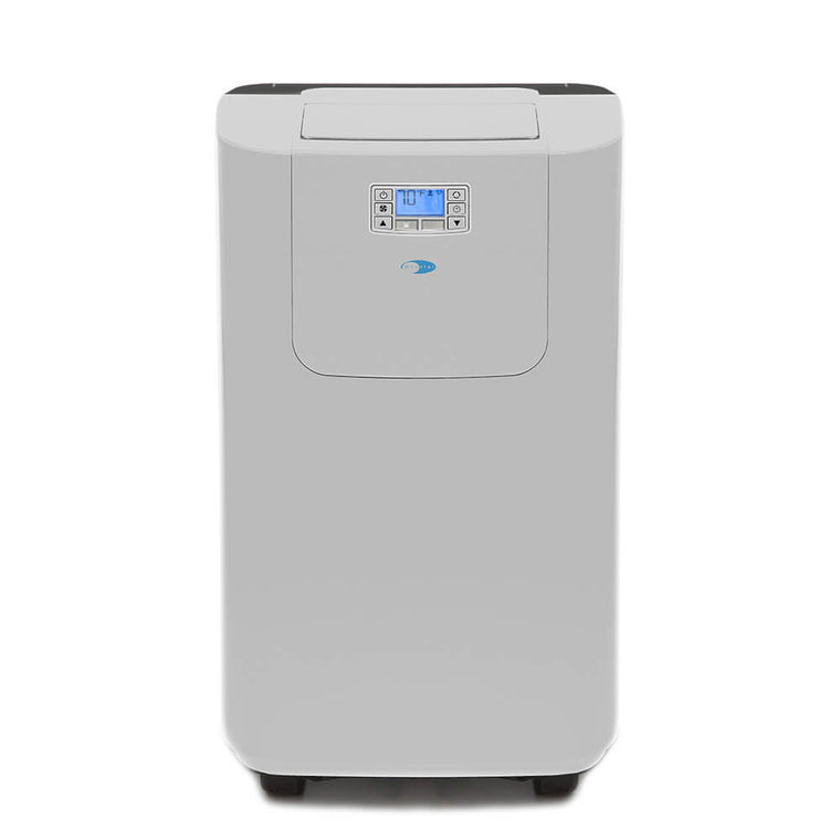 Whynter Elite 12000 BTU Dual Hose Digital Portable Air Conditioner with Heat and Drain Pump - ARC-122DHP - Wine Cooler City