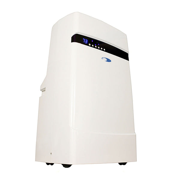 Whynter Eco-friendly 12000 BTU Dual Hose Portable Air Conditioner - ARC-12SD - Wine Cooler City
