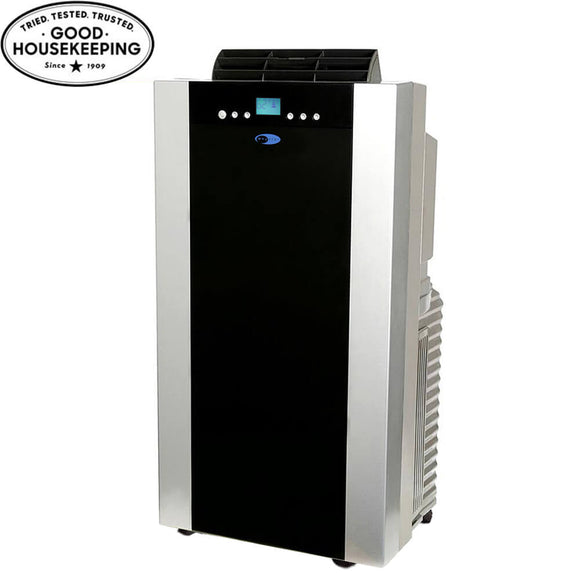 Whynter Eco-friendly 14000 BTU Dual Hose Portable Air Conditioner - ARC-14S - Wine Cooler City