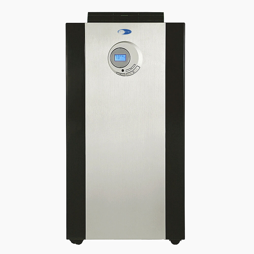 Whynter 14000 BTU Dual Hose Portable Air Conditioner with 3M Antimicrobial Filter - ARC-143MX