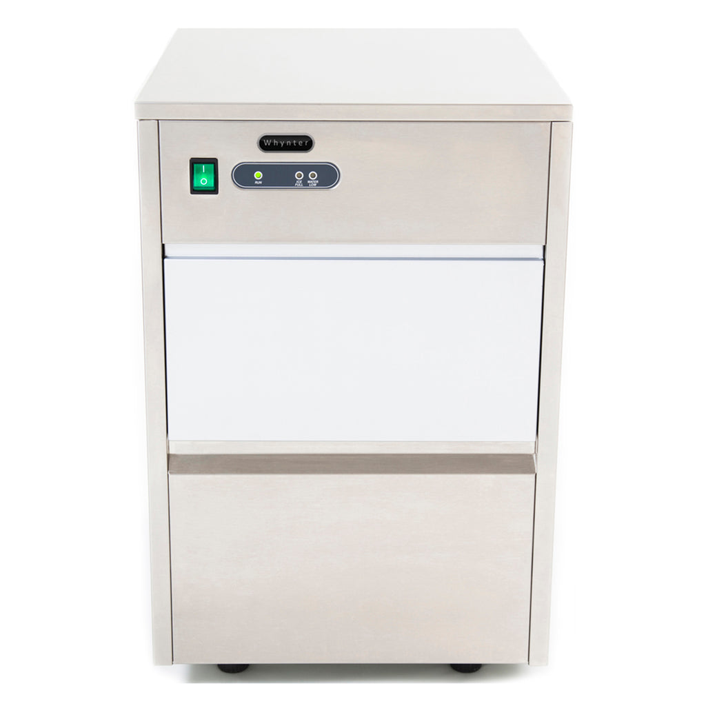 Whynter Freestanding Ice Maker FIM-450HS - Wine Cooler City