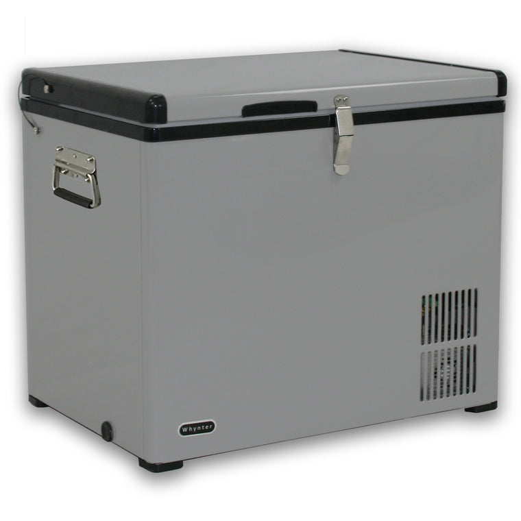 Whynter 45 Quart Portable Fridge/ Freezer FM-45G - Wine Cooler City