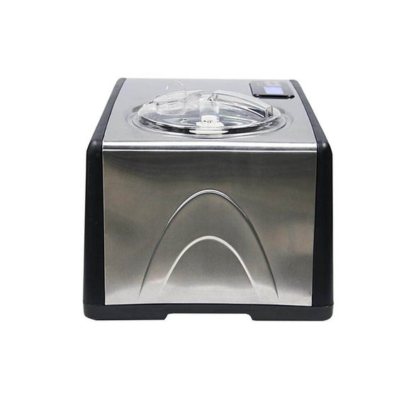 Whynter Ice Cream Maker – Stainless Steel - ICM-15LS