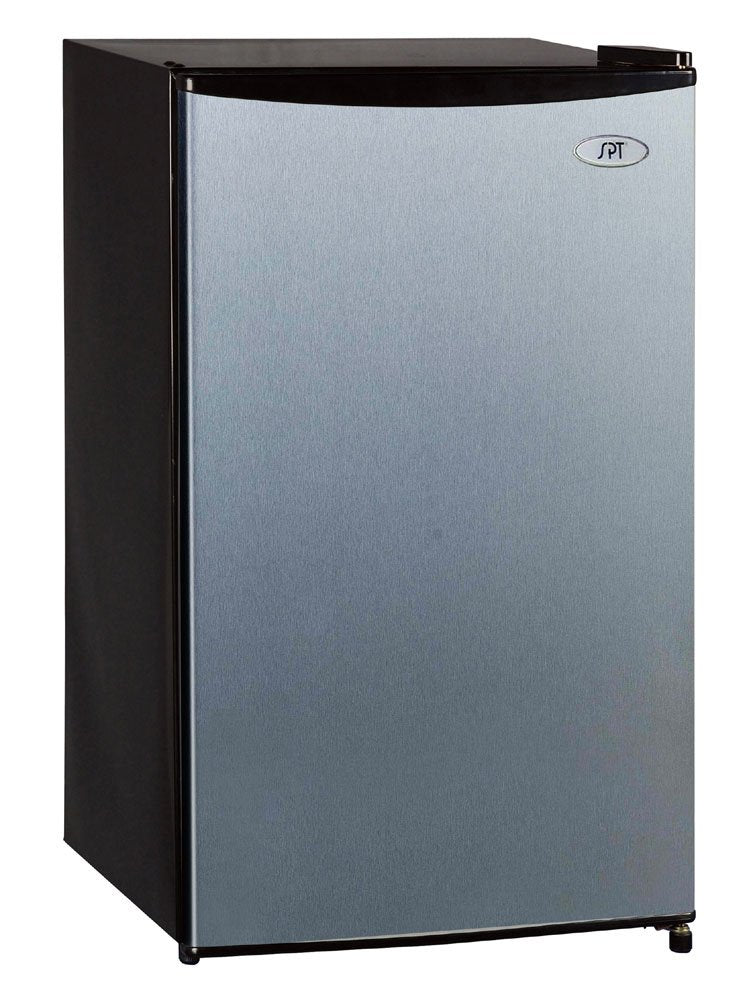 SPT 3.3 cu.ft. Compact Refrigerator with Energy Star - Stainless - RF-334SS