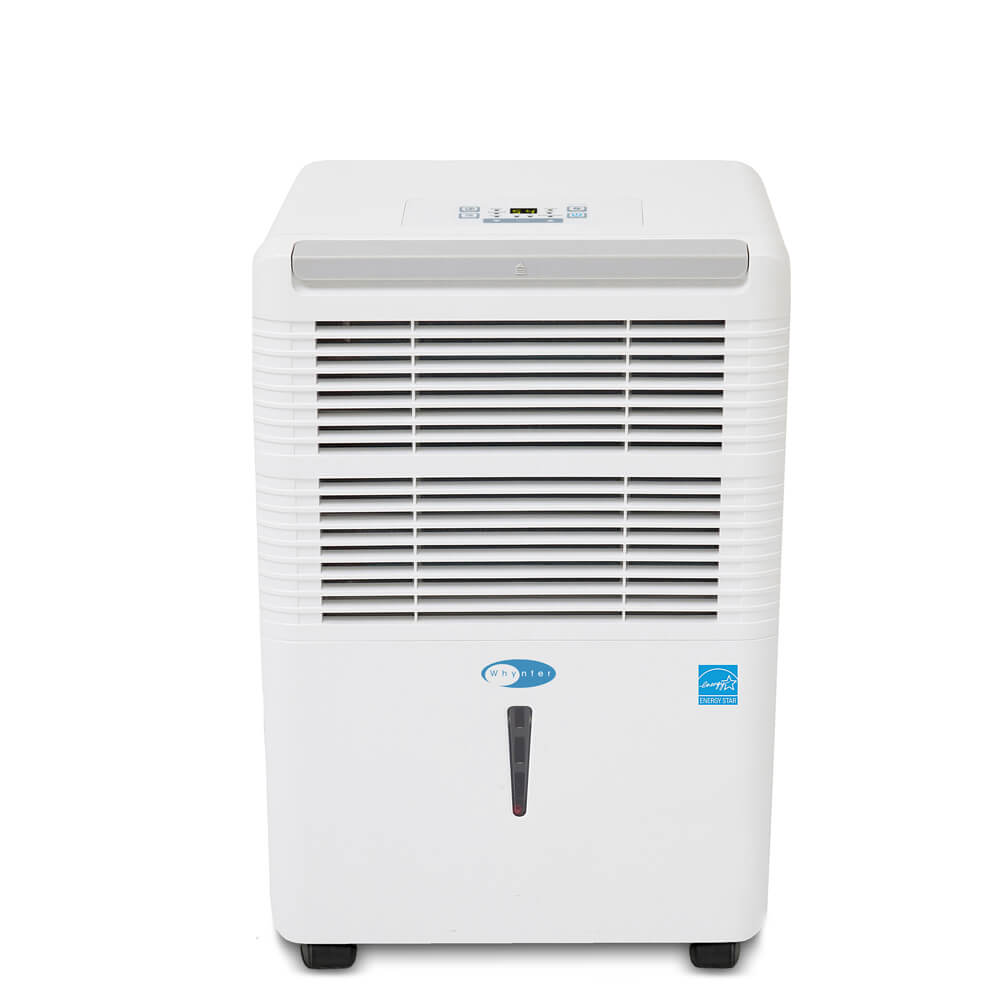 Whynter Energy Star 30-Pint Portable Dehumidifier - RPD-321EW - Wine Cooler City