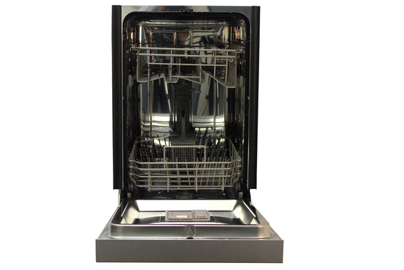 SPT - SD-9254SS: Energy Star 18″ Built-In Dishwasher w/ Heated Drying – Stainless