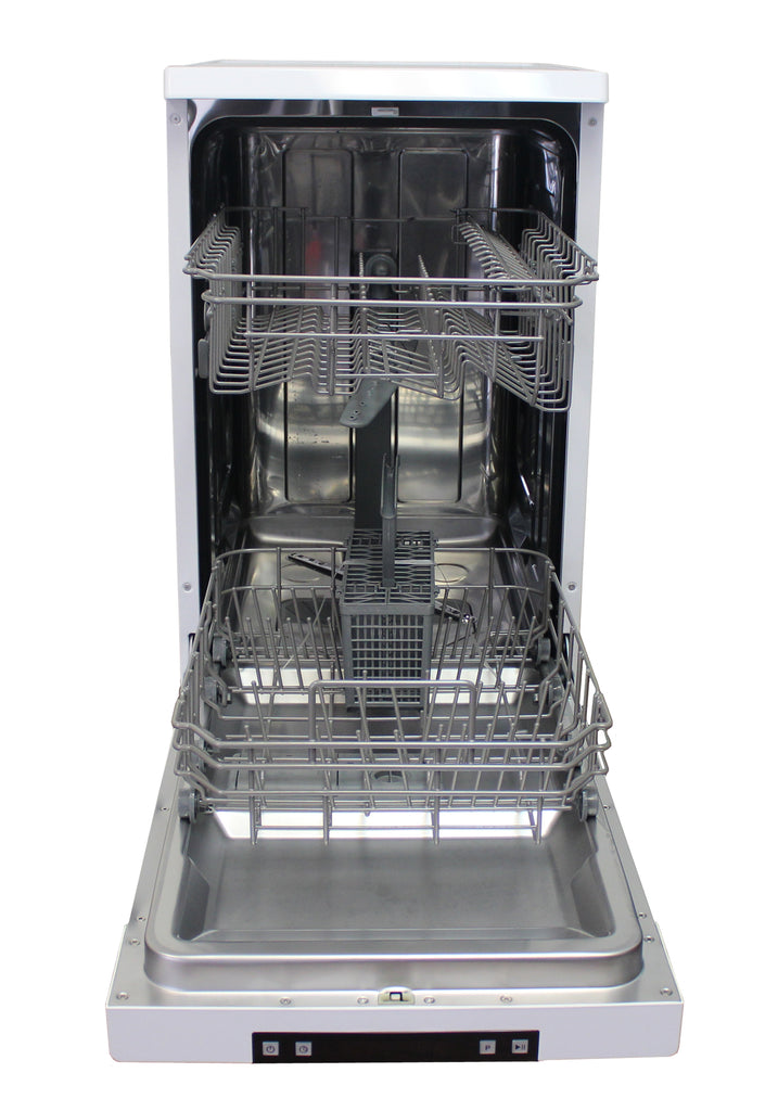 Spt Sd 9263w 18 Energy Star Portable Dishwasher White Wine Cooler City