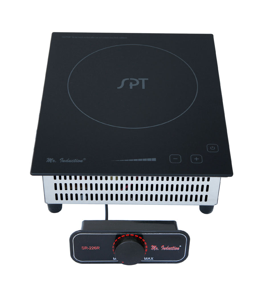 SR-226R: 2100W Mini-Induction (Built-In/Countertop 220V)
