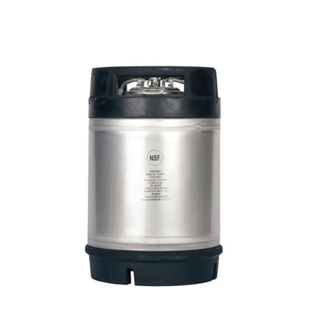 AMCYL Stainless Steel 2.5 Gallon Ball Lock Homebrew Keg - CKN25DRHINX - Wine Cooler City