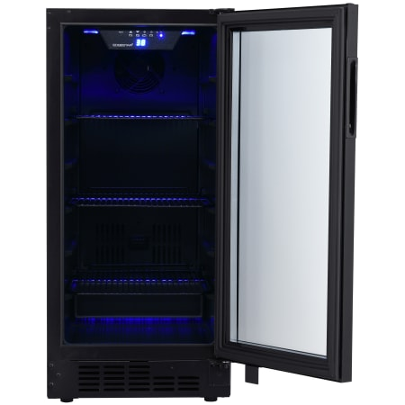 Edgestar 15 Inch Wide 80 Can Built In Beverage Center With