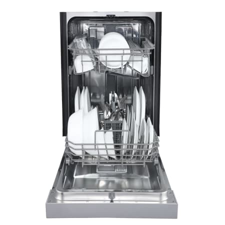 EdgeStar 18 Inch Wide 8 Place Setting Energy Star Rated Built-In Dishwasher - BIDW1802SS - Wine Cooler City
