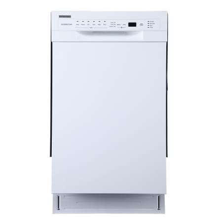 EdgeStar 18 Inch Wide 8 Place Setting Energy Star Rated Built-In Dishwasher - BIDW1802WH - Wine Cooler City