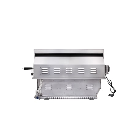 EdgeStar 89000 BTU 36 Inch Wide Liquid Propane Built-In Grill with Rotisserie and LED Lighting - GRL360IBBLP - Wine Cooler City