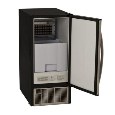 EdgeStar Stainless Steel Undercounter Clear Ice Maker - IB450SS - Wine Cooler City