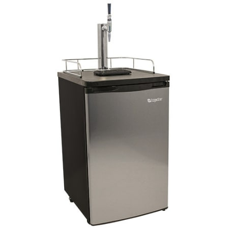 EdgeStar 20 Inch Wide Cold Brew Coffee Dispenser - KC2000SSCAFE - Wine Cooler City
