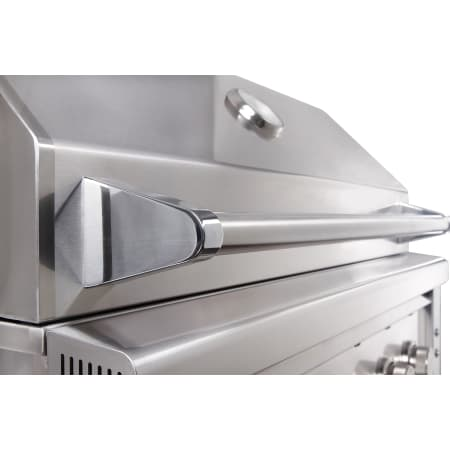 EdgeStar 60000 BTU 30 Inch Wide Natural Gas Built-In Grill with Rotisserie and LED Lighting - GRL300IBNG - Wine Cooler City