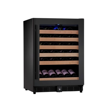 KingsBottle 24 inch Wide 46 Bottle Capacity Wine Cooler - KBU-50W-FG - Wine Cooler City