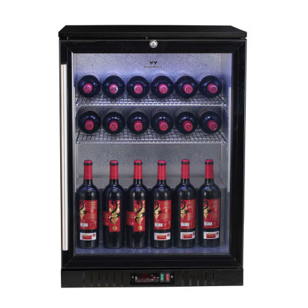 Kingsbottle 24 Inch Wide 160 Can Capacity Beverage Center