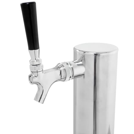Taprite :: 14-Inch Single Faucet Beer Tower - D4743SS-14 - Wine Cooler City