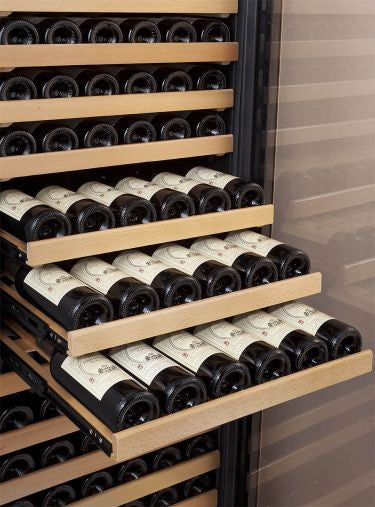 Allavino Classico Series 174 Bottle Single-Zone Wine Cooler Right Hinge YHWR174-1BWRN - Wine Cooler City