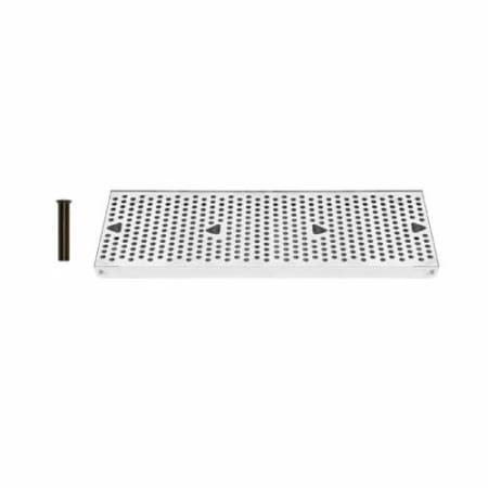 UBC 20 Inch Surface Mount Drip Tray - DTU20SS - Wine Cooler City