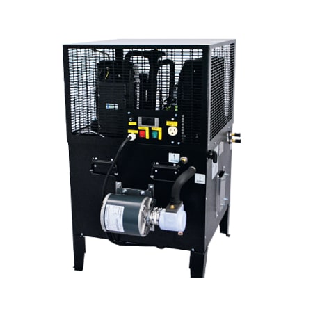 UBC Extra Glycol Chiller Vertical 3/4 HP Procon Pump 450 Run - EG-34P - Wine Cooler City