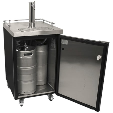 UBC KegMaster Commercial Kegerator - KM15CT1 - Wine Cooler City