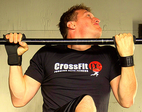 NewGrip CrossFit Gloves for Pull Ups and WODs