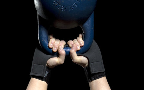 NewGrip KettleBell Gloves