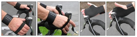 NewGrip Cycling Gloves