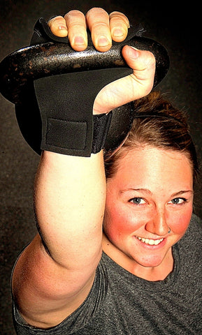 NewGrip KettleBells Gloves for Happy Hands
