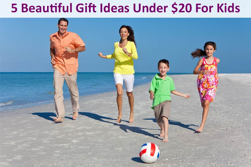 5 Beautiful Gift Ideas Under 20 For Kids Earth Inspired Gifts