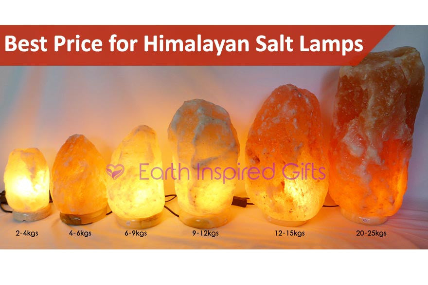 himalayan salt lamps best price in 2018 with new crystal