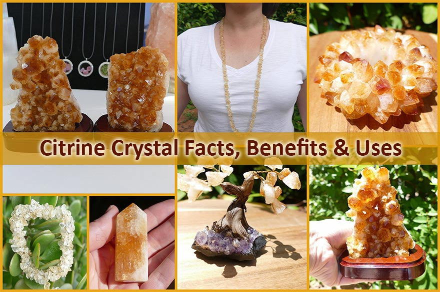 Best Citrine Crystals Benefits Meaning Healing Uses Earth