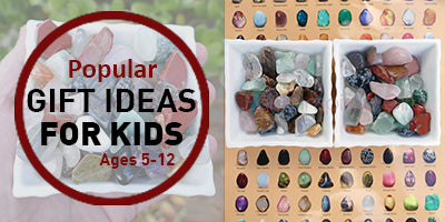 Crystals for Kids crystal starter kit