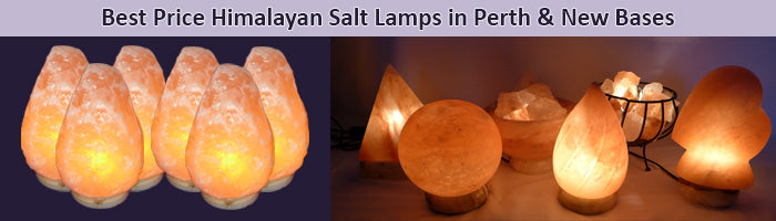 salt lamps Perth himalayan
