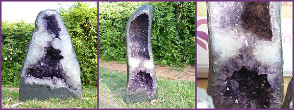 amethyst cave double cavity