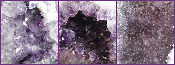 amethyst cave large points