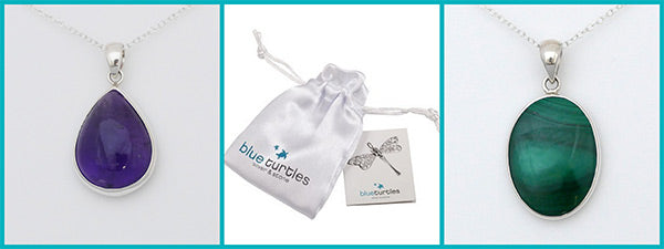 blue turtles jewellery gemstones