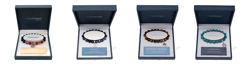gift ideas for her crystal bracelets