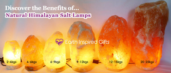 large salt lamps all sizes