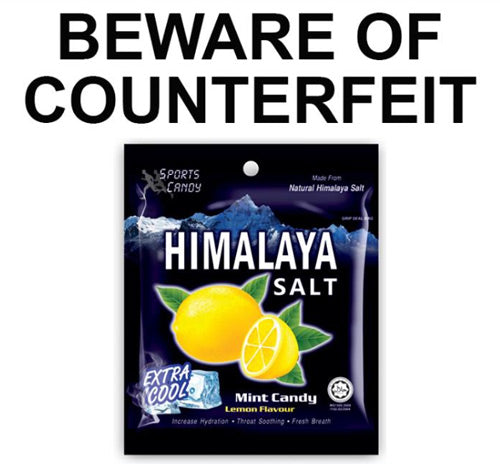 fake himalaya salt candy big foot malaysia