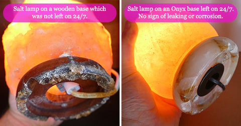 Salt Lamp Care Instructions : Himalayan Rock Salt Lamps Natural & Carved - Earth Inspired Gifts