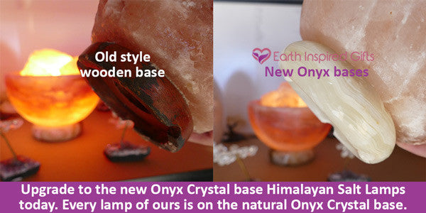 upgrade to onyx base salt lamps