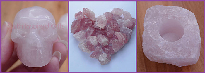rose quartz meaning uses