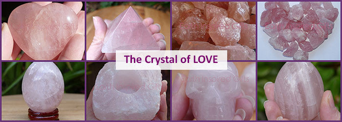 rose quartz facts meaning uses